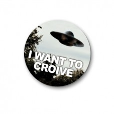 """Magnet """"I want to croive""""..."""