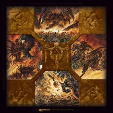 playmat 3/4 players Berserker